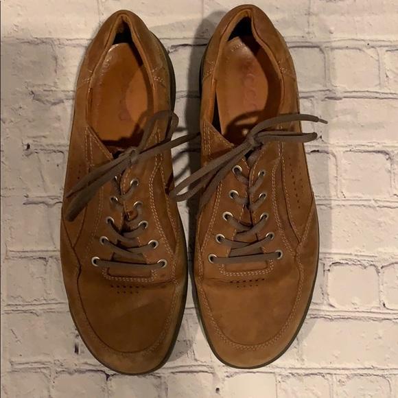 Ecco Men's Leather Shoes